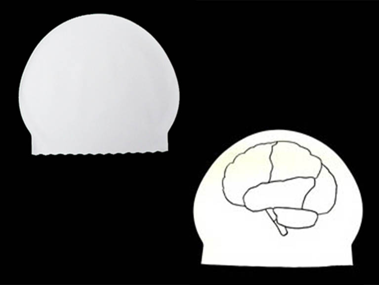 Education Brain Cap
