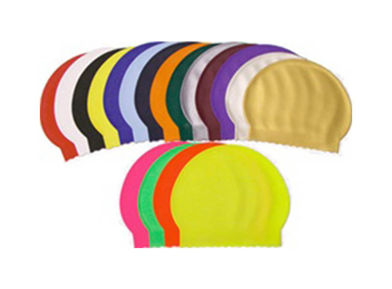 PLAIN SWIM CAPS